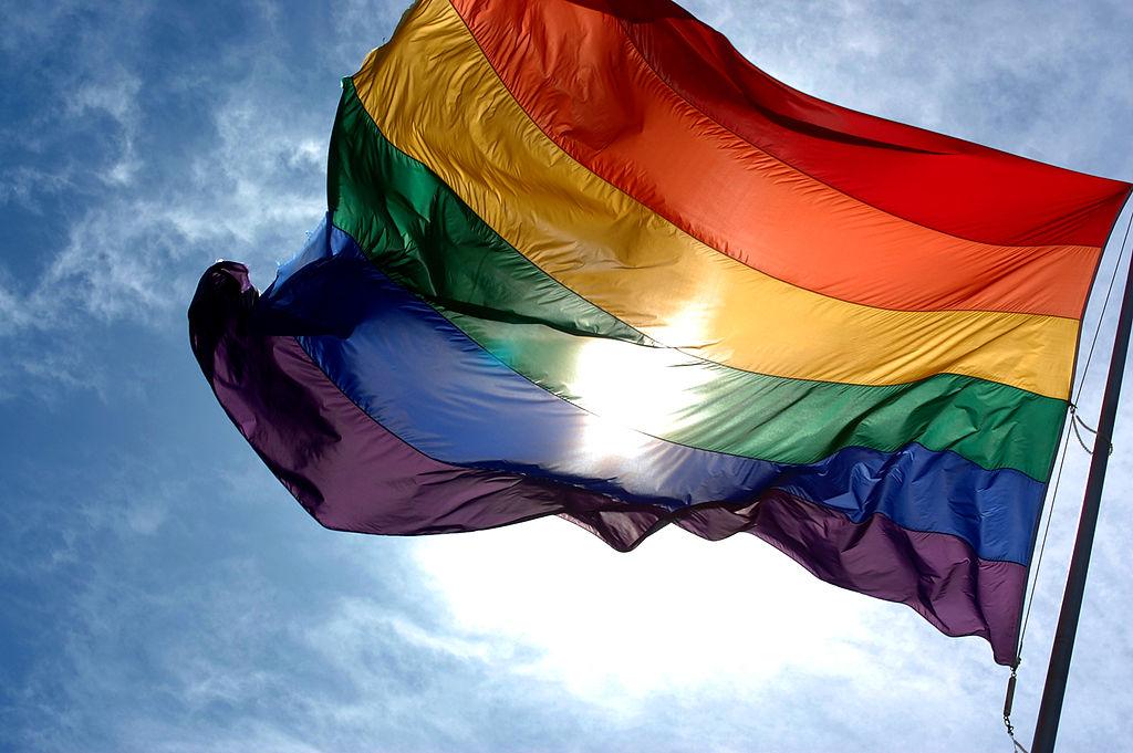 Rainbow Flag Creative commons - Ludovic Bertron from New York City, Usa